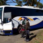What is the best way to get to Kangaroo Island and the Wanderers Rest of Kangaroo Island?